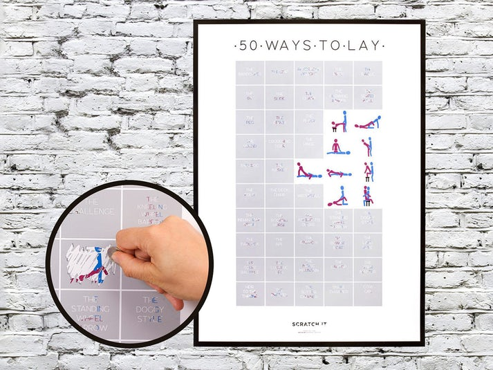 50 Ways To Lay Scratch Poster Image