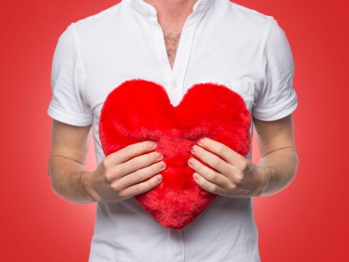 Cozy Heart Lämpötyyny Image