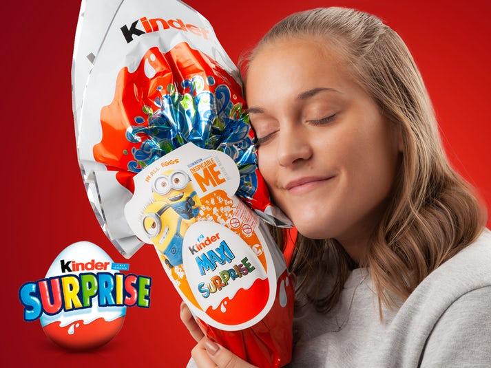 Kinder-muna Maxi Image
