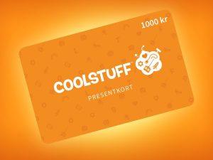 Lahjakortti coolstuff.fi
