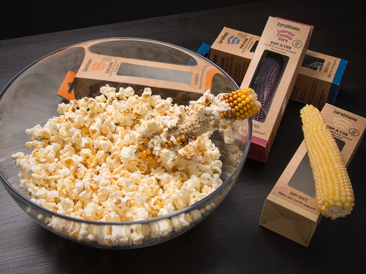 Pop-A-Cob Gourmet-popcorn Image