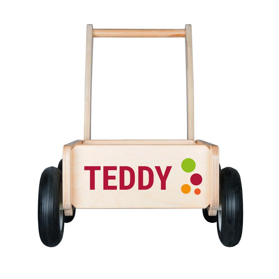 Puinen työntöauto nimellä Image