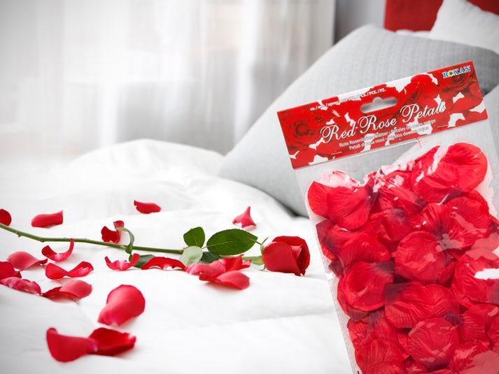 Ruusun terälehdet Image