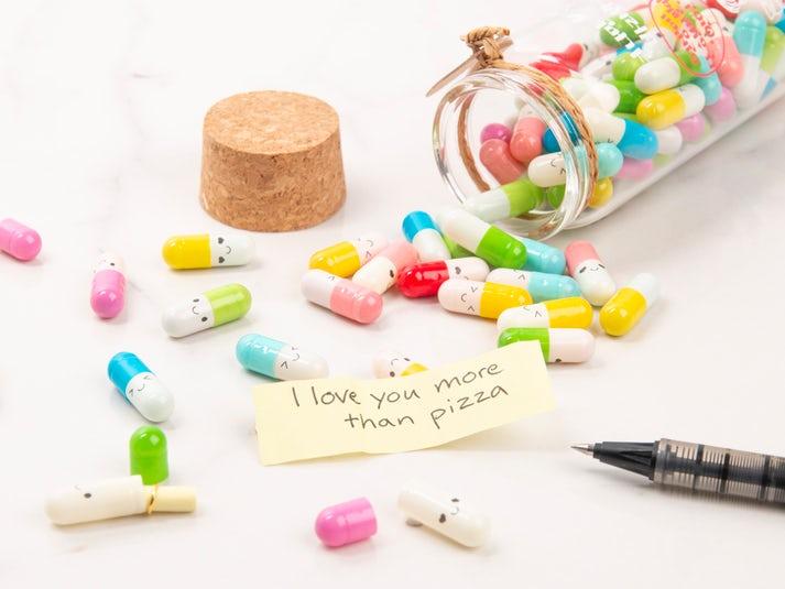Spralla® Rakkauspillerit Image