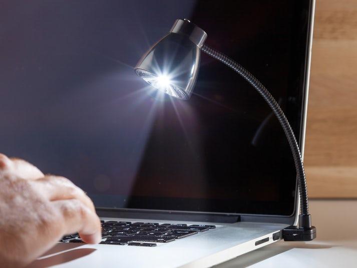 Spralla® USB Kirjoituspöydän Lamppu Image