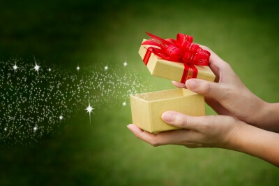 Ystävänpäivä lahja