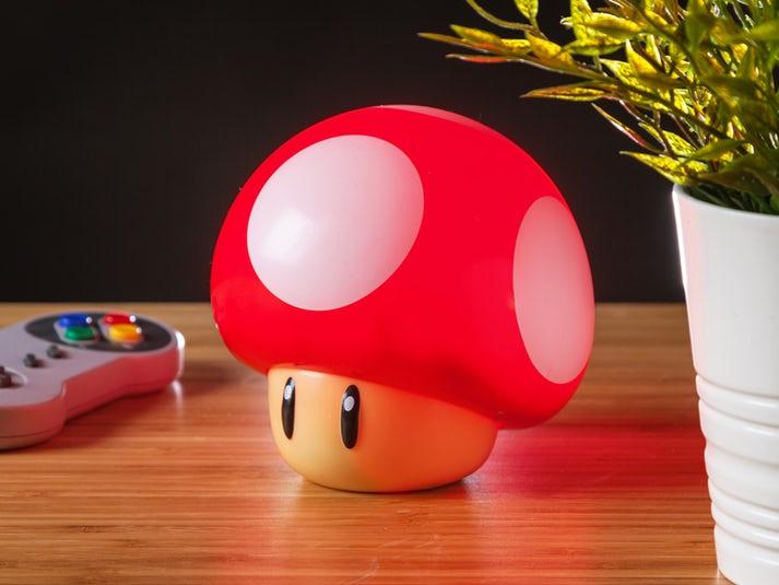 Super Mario - lamppu Image