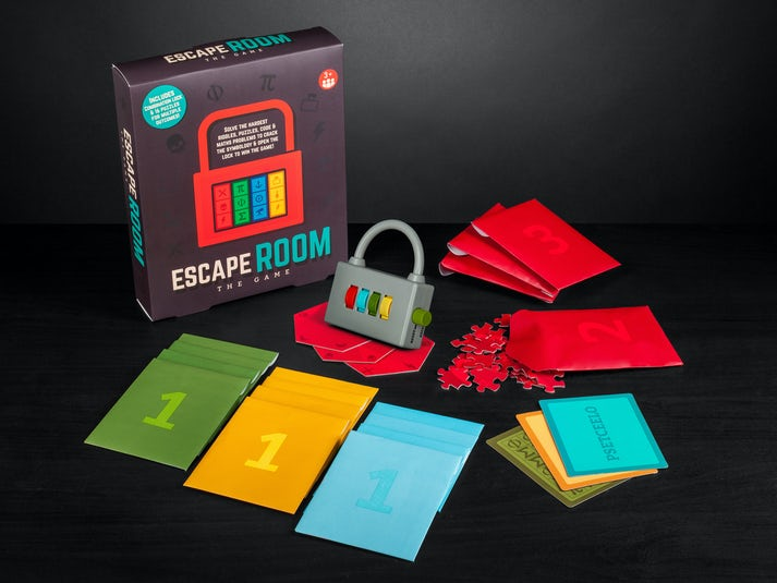 Escape Room Peli Image
