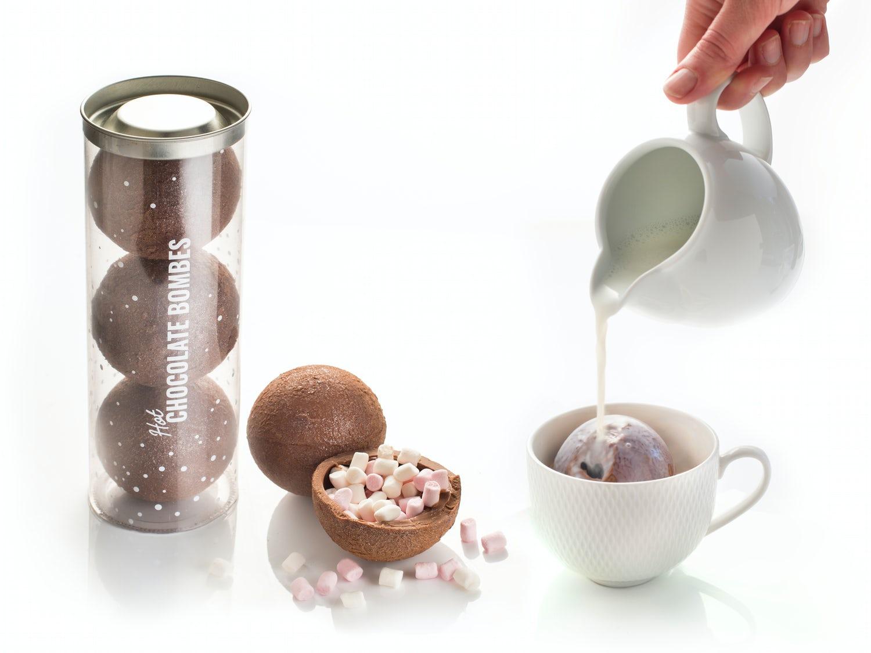 Suklaapommit Kaakaota Varten 3-pakkaus Image
