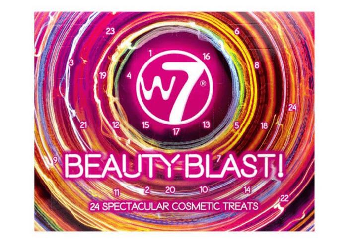 W7 Beauty Blast Advent Calender Image