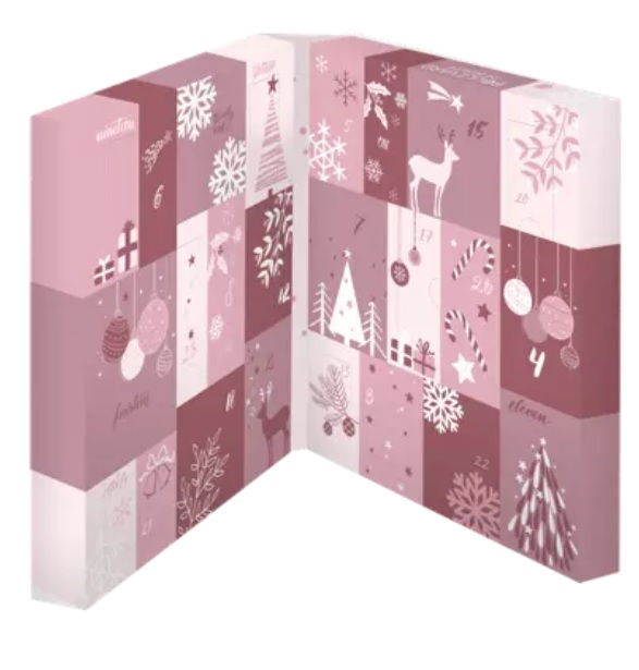 Beauty In A Book Advent Calendar Image