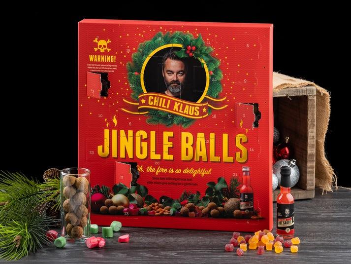 Chili Klaus - joulukalenteri Image