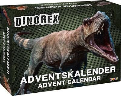 Dinorex Joulukalenteri Image