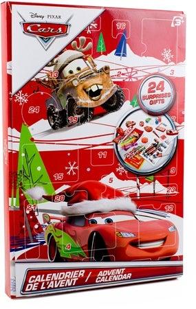 Disney Autot Joulukalenteri Kirjoitusvälineet Image
