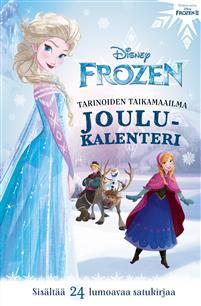 Frozen-joulukalenteri. Tarinoiden taikamaailma Image