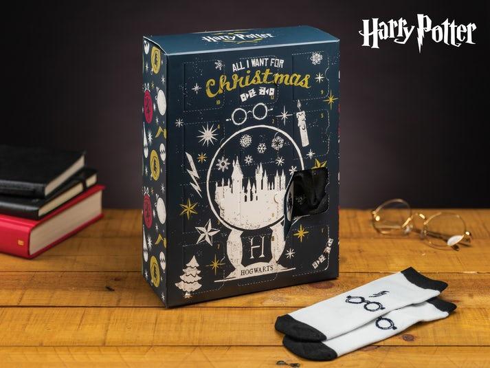 Harry Potter Sukkajoulukalenteri Image