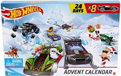 Hot Wheels Joulukalenteri Image