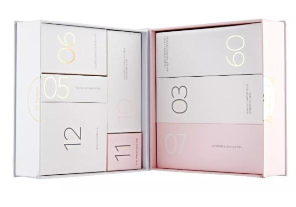 Camilla Pihl Cosmetics - Calendar 12 Days of Christmas Image