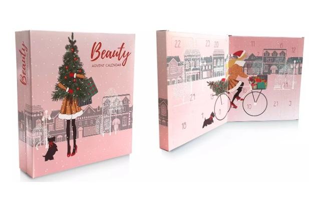 Pink Beauty Advent Calendar Image
