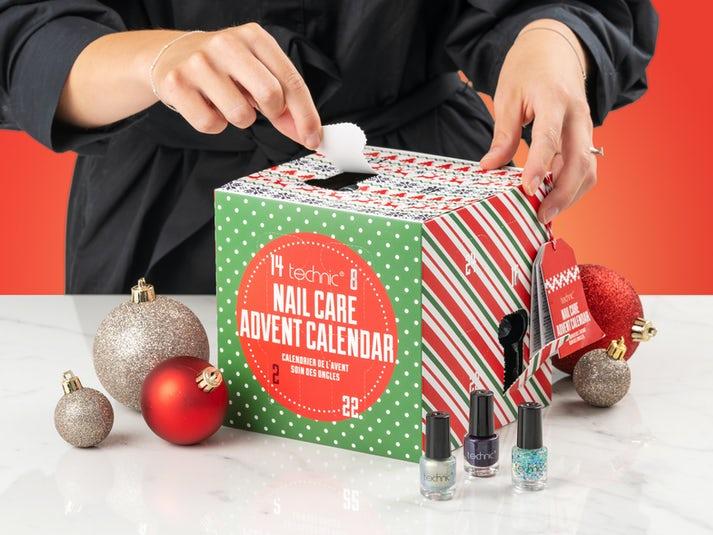 Joulukalenteri Kynsilakka Image