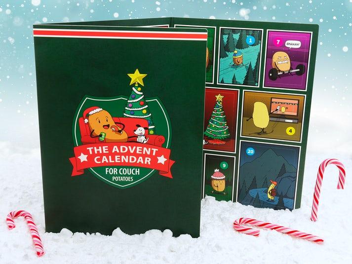 Joulukalenteri Sohvaperunoille Image