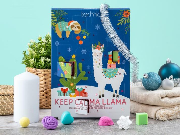 Keep Calma Llama -joulukalenteri Image