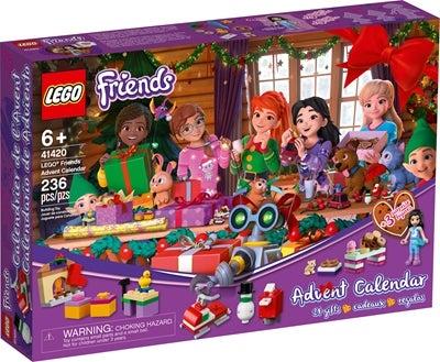 LEGO Friends Joulukalenteri Image