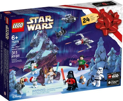 LEGO Star Wars 75279 Joulukalenteri Image