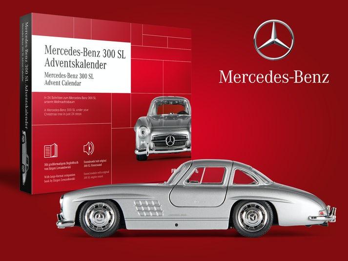 Mercedes-Benz 300 SL -joulukalenteri Image