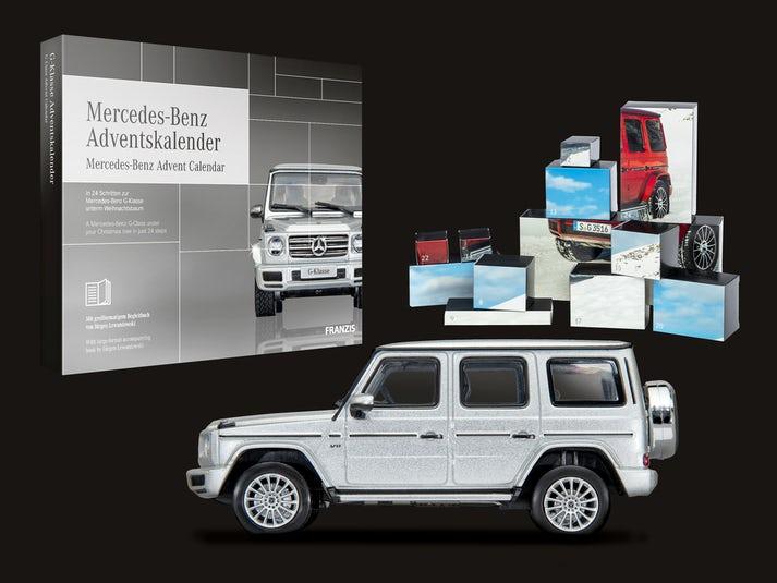 Mercedes-Benz Joulukalenteri Image