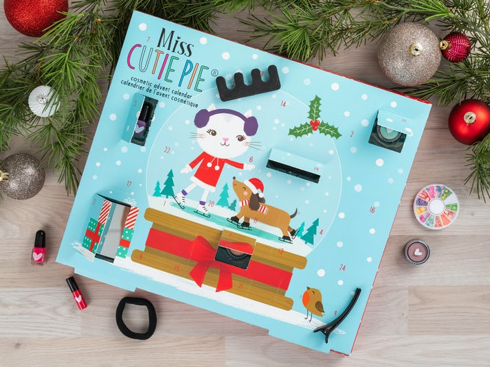 Miss Cutie Pie Joulukalenteri Image