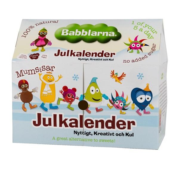 Mumsisar Babblarna Joulukalenteri 816 g Image