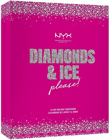 NYX PROFESSIONAL MAKEUP - Diamonds & Ice Please! 24 Holiday Countdown Calendar Image
