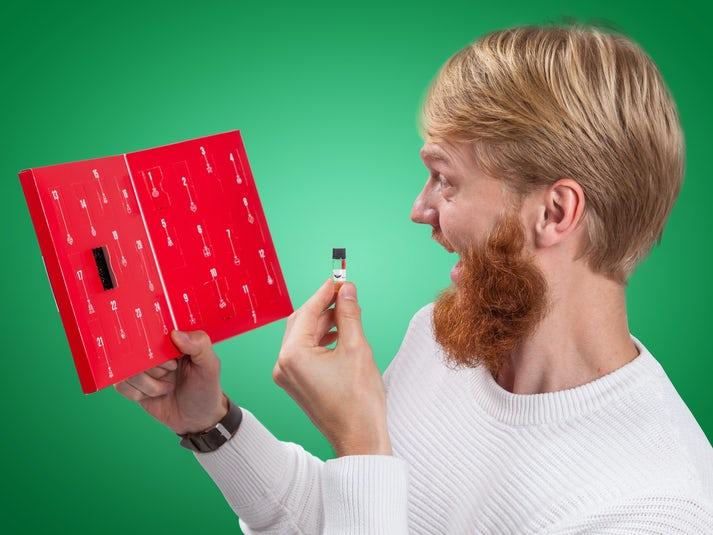 Partaöljy joulukalenteri Image