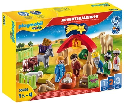 Playmobil Joulukalenteri Jouluseimi Image