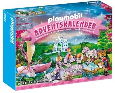 Playmobil Joulukalenteri Kuninkaallinen Eväsretki Image