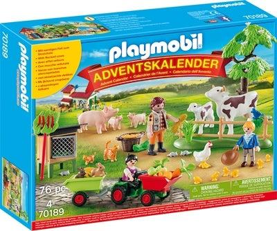 Playmobil Joulukalenteri Joulu Maatilalla Image