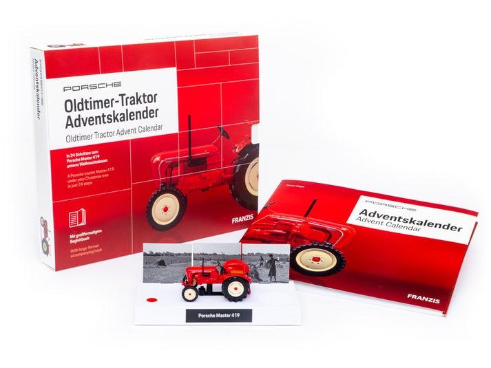 Porsche Traktori Joulukalenteri Image