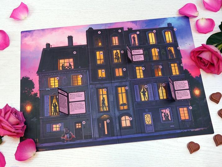 Rakkauskalenteri Pariskunnalle Image
