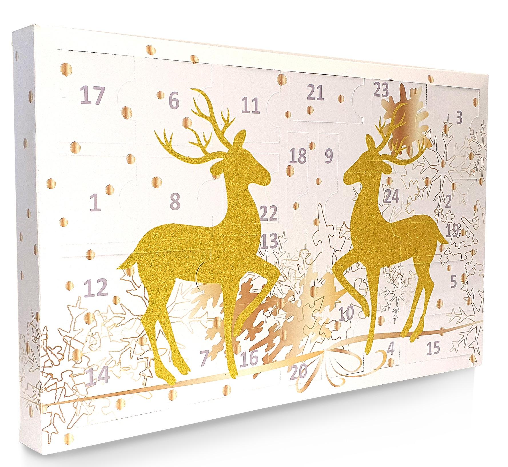 Reindeer Advent Calendar (Make-up) Image