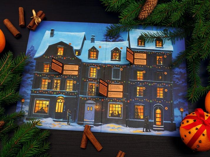 Romanttinen Joulukalenteri Pariskunnalle Image