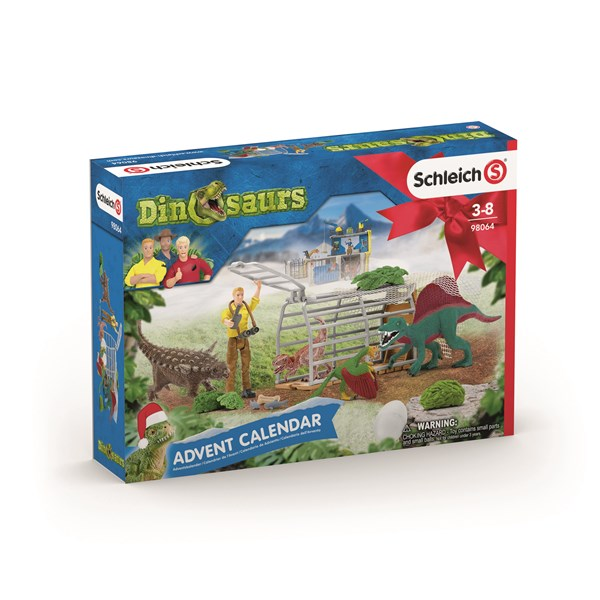 Schleich Dinosaurs Joulukalenteri 2020 Image