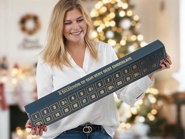 Simply Chocolate Joulukalenteri kahdelle Image
