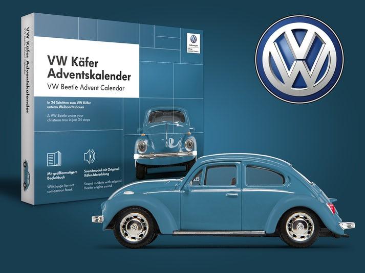 Volkswagen Beetle Joulukalenteri Image