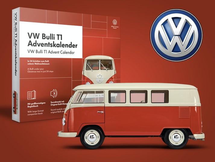 Volkswagen Joulukalenteri Image