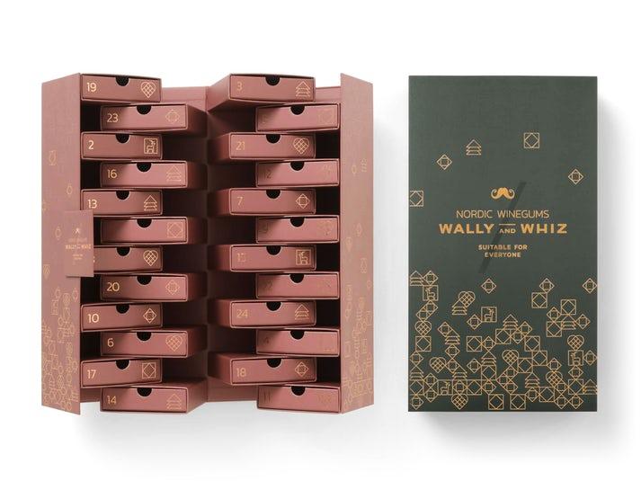 Wally and Whiz Viinikumi Joulukalenteri Image