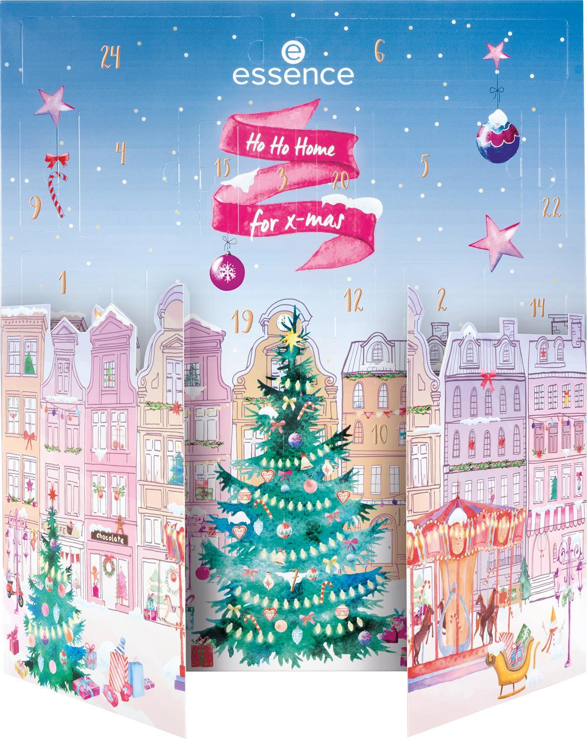 essence - Ho Ho Home for x-mas advent calendar Image