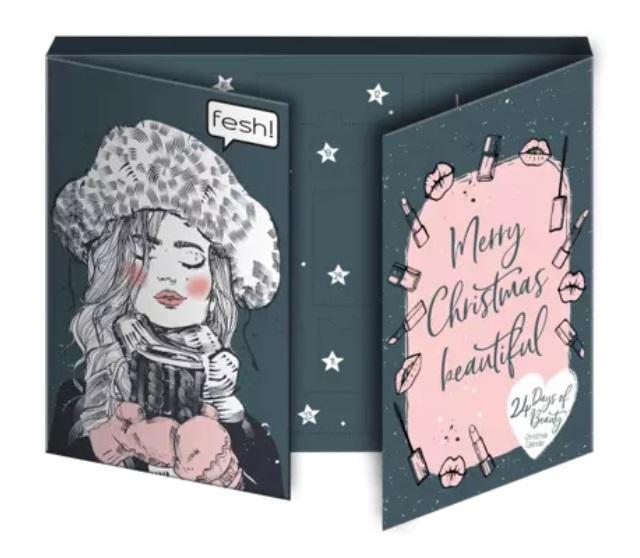 Fesh! Beauty Advent Calendar Image