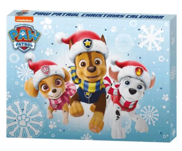 PAW Patrol Christmas Calendar Image