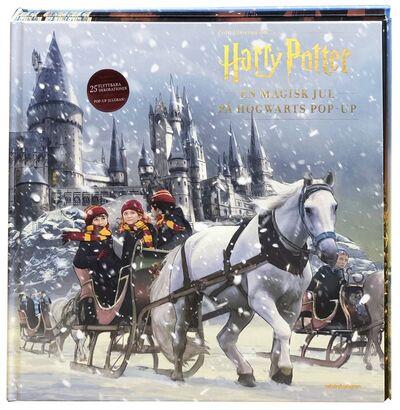 Harry Potter Joulukalenteri – Maaginen Joulu Tylypahkassa Image